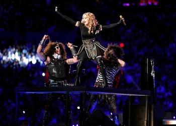 Madonna's SuperBowl Show - 2012.02.05 - Music (21)