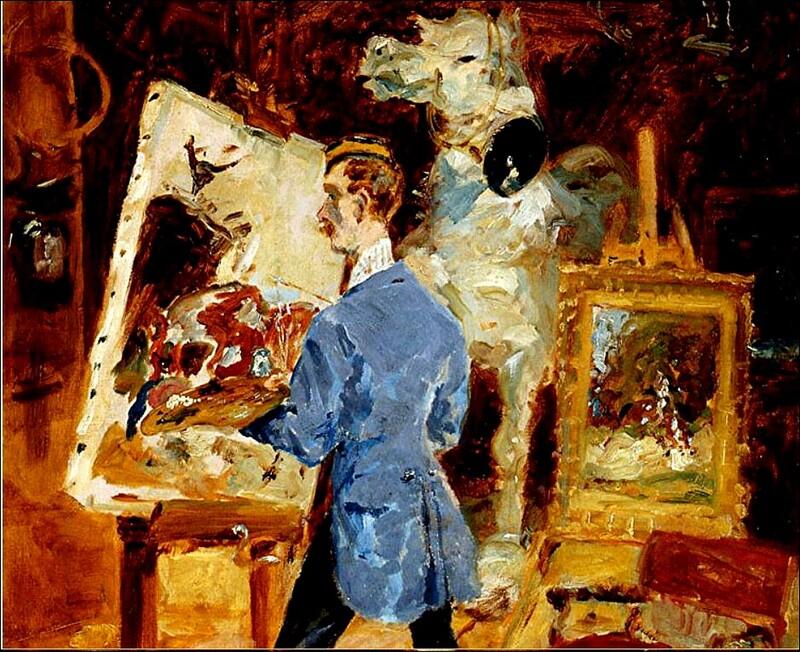 Toulouse-lautrec 4 / 1880-82 :dans la tradition impressionniste