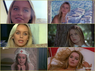Clips from films. Part 67. Gloria Guida.
