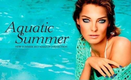 Lancôme été 2013: Aquatic Summer