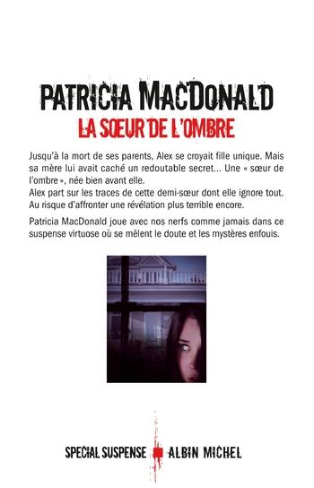 La sœur de l'ombre - Patricia MacDonald