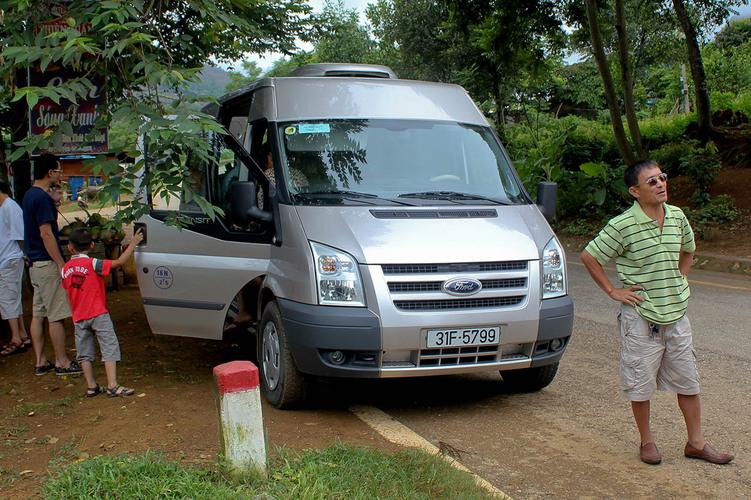 Info voyageurs 6: Route et véhicules
