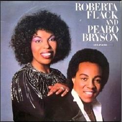 Roberta Flack & Peabo Bryson - Live & More - Complete LP