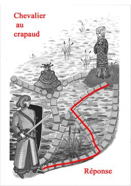 réponse chevalier au crapaud
