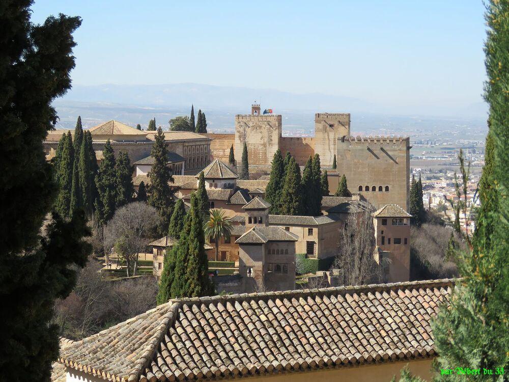 Granada en Espagne -2