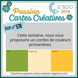 Passion Cartes Créatives#576 !