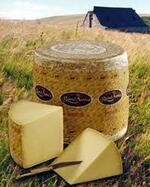 Un plateau et du fromage