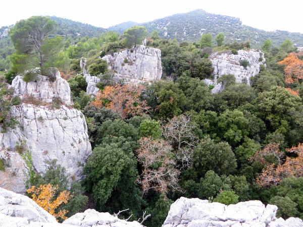 Gorges de la Petite Ste Baume