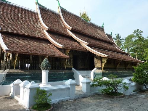 Notre sejour a Luang Prabang