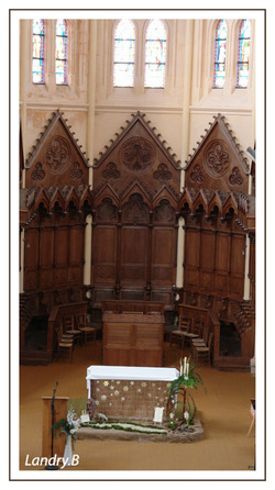 St  Sauveur de Landemont