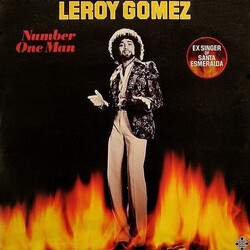 Leroy Gomez - Number One Man - Complete LP