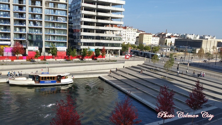 Lyon(69) : La Confluence