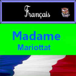 Un logo pour la classe de Français!