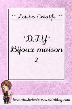 *DIY* Bijoux Maison 2
