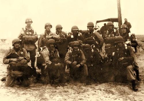 513th PIR history