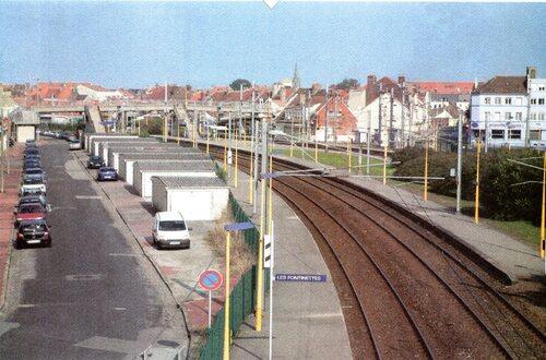 La gare des Fontinettes