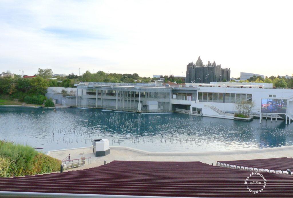 Visite du Parc du Futuroscope (6) Mes vacances avec mon amie Noisette en septembre 2012 !