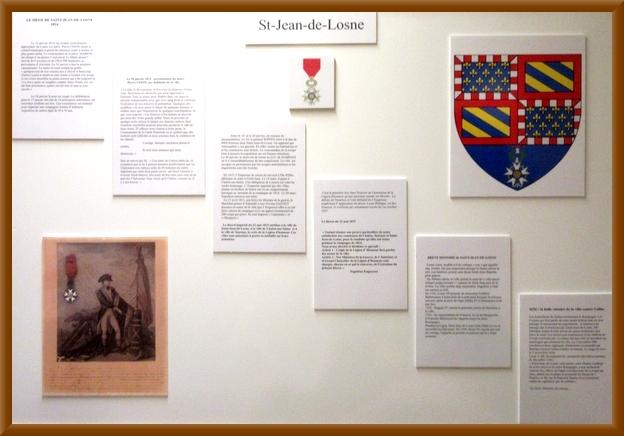 """""""L'ordre de la Légion d'Honneur, Mythe et réalités"""" , une éclairante exposition sur une décoration appréciée des Français..."""