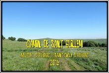 Le Camin de Sant Guillem #2 Rieutort d'Aubrac → Saint-Chély d'Aubrac