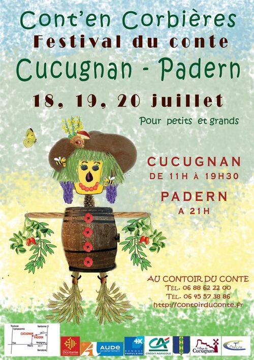 Festival du Conte du 18 au 20 juillet