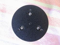 Démontage de l'Intes Micro Alter M603