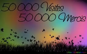 50000 visites !!!