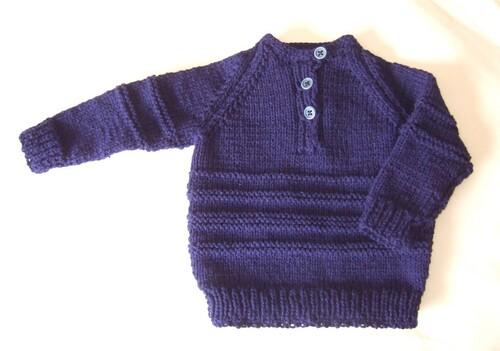 Des envies de tricoter ce mois ci- Deuxième ouvrage