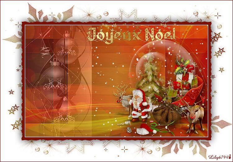 """Nouveau tutoriel """" Noël 2014 """""""