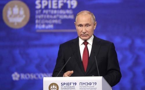 Poutine annonce la doctrine de la confrontation avec les États-Unis