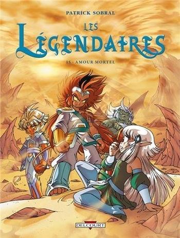 Les Légendaires Vol 15