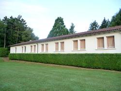 Paris - Roncevaux - Abbaye de Ligugé (15km)