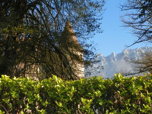 Le château de Somont