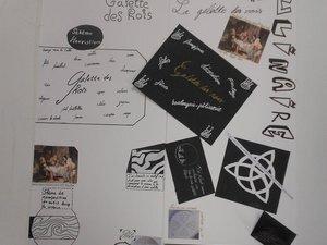 Planches communiquant toutes les étapes du projet.