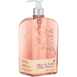 """La gamme """"Fleurs de cerisier"""" by L'occitane"""
