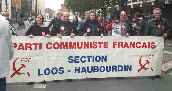 Manifestation du 11 octobre