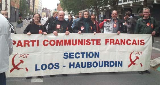 Manifestation du 11 octobre