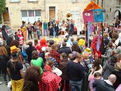 Carnaval de Saillans - la Daraize en folie