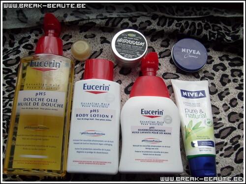 Routine spéciale peau sèche