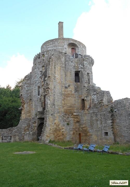 #Château de la #Hunaudaye # Plédéliac 22270