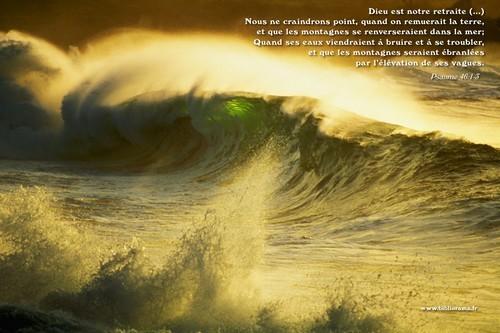 vagues retraite