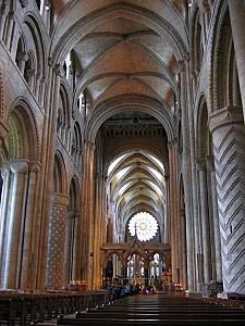 Durham+-+Cathédrale+-+Nef