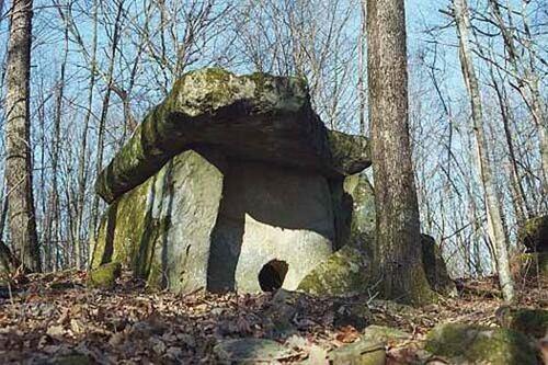 Les mégalithes de Russie