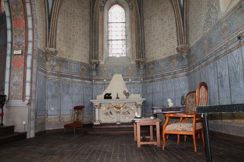 Chapelle EST