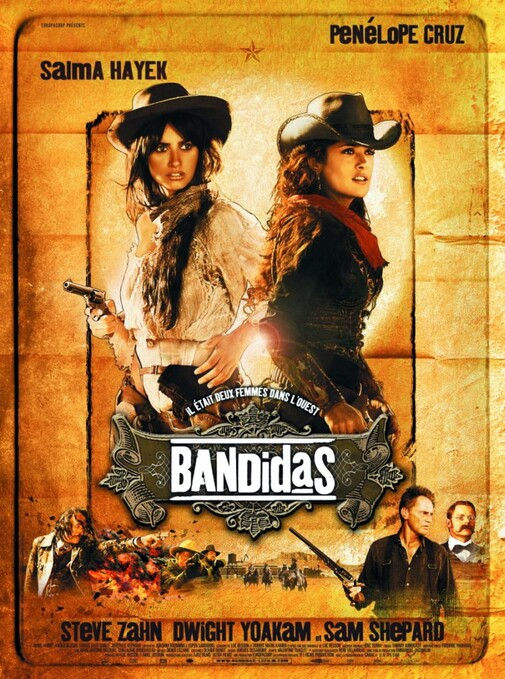 BANDIDAS BOX OFFICE FRANCE 2006