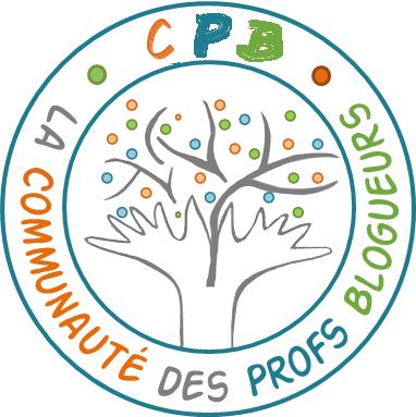 Communauté des Profs Blogueurs : un nouveau logo...