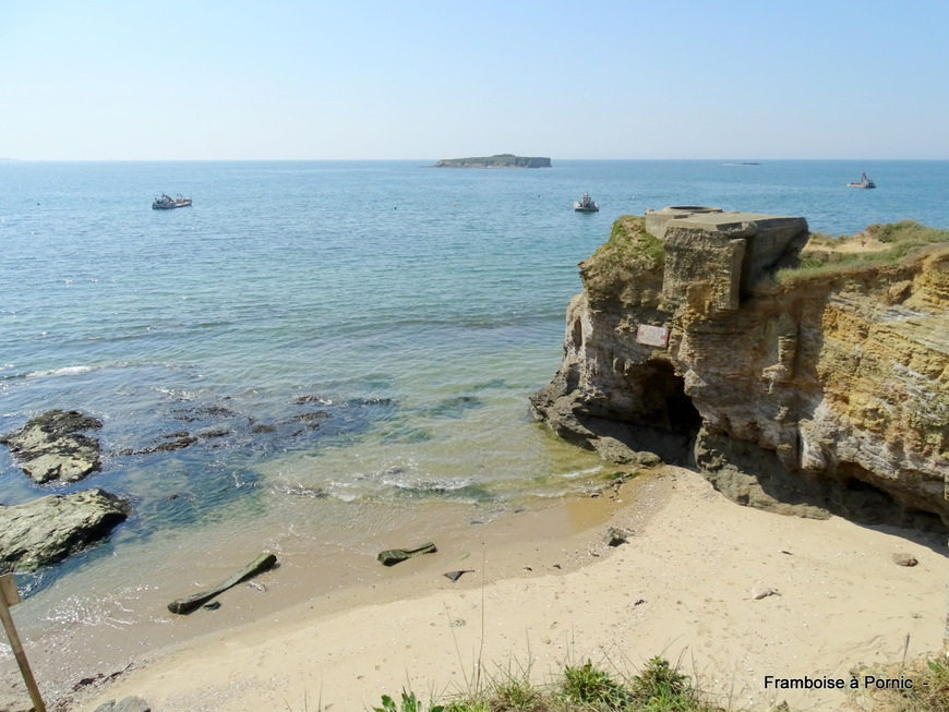Pointe de Pen Bé - Asserac - 44 -