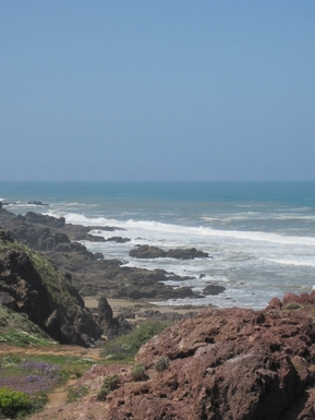 457 Maroc Près de Mirleft