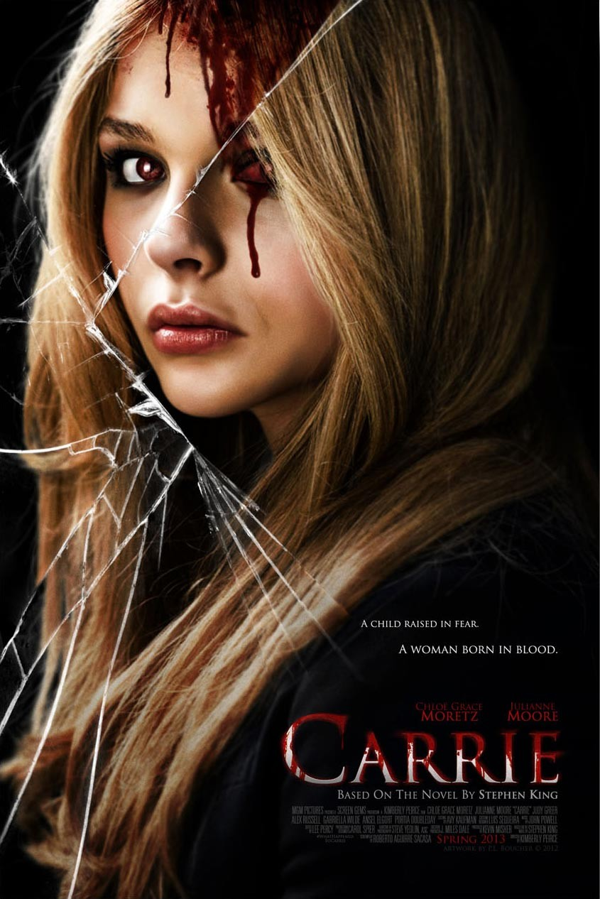 Carrie, la vengeance | Multi | 1CD | TrueFrench  | BDRiP | 2013