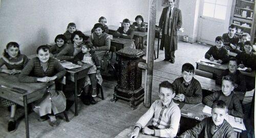 06 - Sur les bancs de l'école ...suite