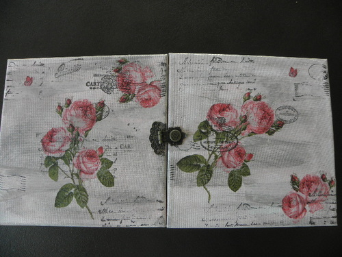 mon triptyque shabby